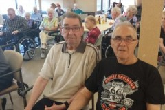 Visit to Long Term Care June 2016